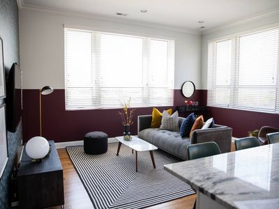 Photo for Domio | South Loop | Modern 2BR/2BA + Fitness Center