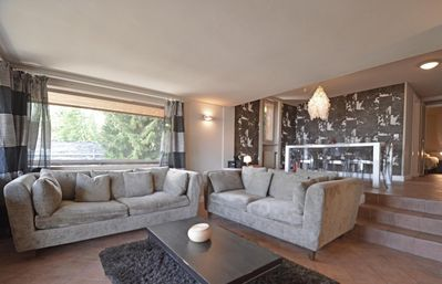 Photo for Charming apartment of 4 rooms situated next to the arrival of the cable car, Médran. It is composed