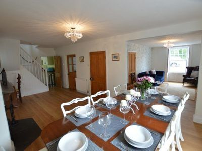 Photo for A charming 18th century cottage with original features and modern home comforts.