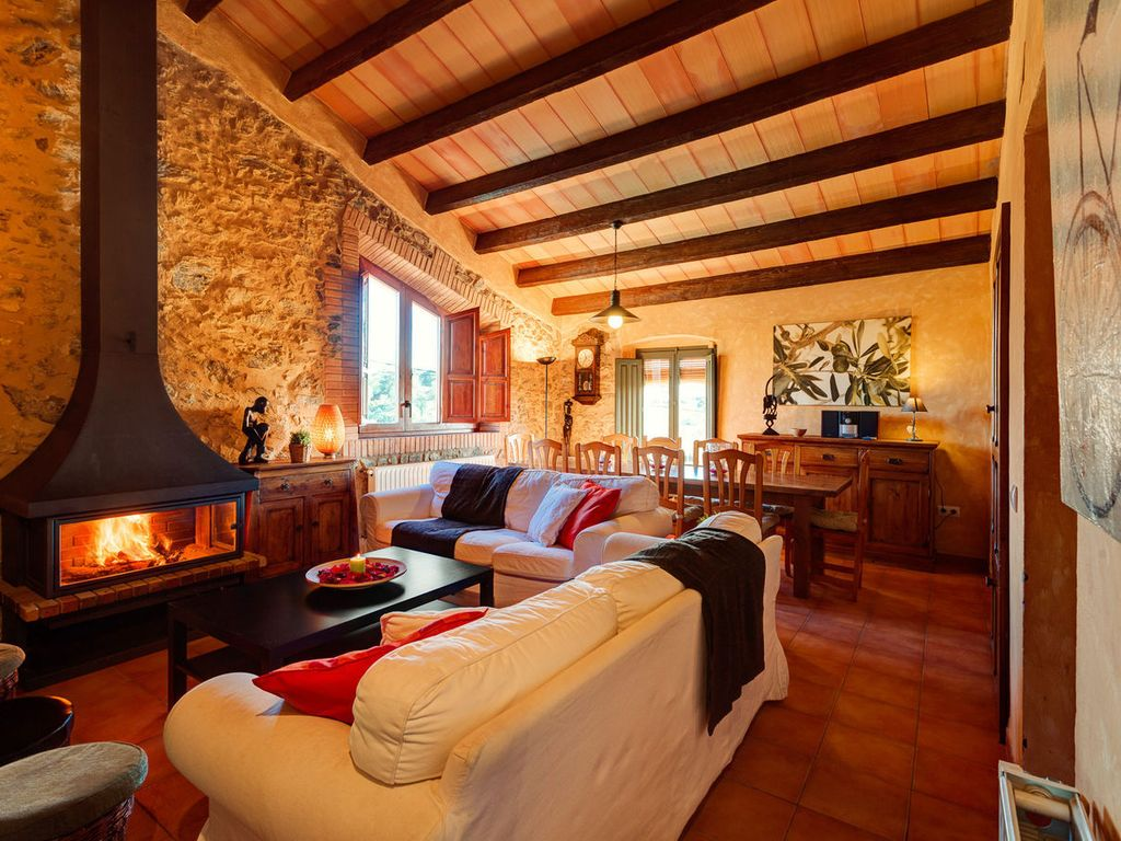 niu de l u0027albera country house with large garden and swimming pool