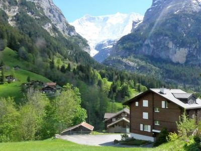 Photo for Apartment Im Mettli in Grindelwald - 4 persons, 1 bedrooms