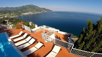 Photo for VILLA OLIMPO - HOLIDAY LUXURY VILLA - CASTIGLIONE DI RAVELLO - AMALFI COAST