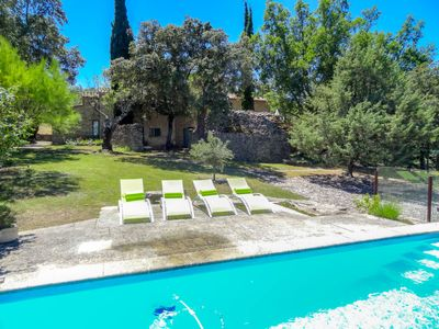 Photo for Apartment L'Hermitage St Pons  in Bonnieux, Luberon - 4 persons, 2 bedrooms