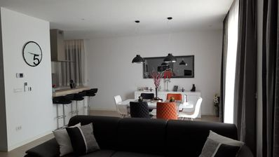 Photo for Holiday apartment Slatine for 4 - 6 persons with 2 bedrooms - Holiday apartment in one or multi-fami