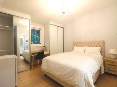 Photo for MOSMAN LUXURY PRIVATE STUDIO WITH OWN EN-SUITE FULLY FURNISHED NEWLY RENOVATED.