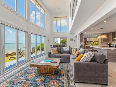 Photo for Newly Remodeled Beachfront Home
