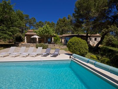 Photo for 3BR House Vacation Rental in Roussillon