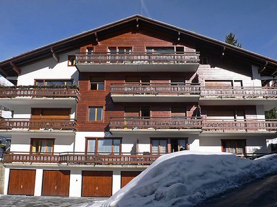 Photo for Bagnes Apartment, Sleeps 4 with WiFi