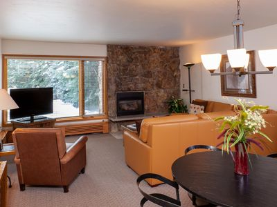 Photo for Riva Ridge 700: one bedroom – premier location Vail Village