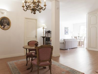 Photo for VERDUN 68, Beautiful luxury apartment of 120m2 with 3 bedrooms and a beautiful terrace of 100m2