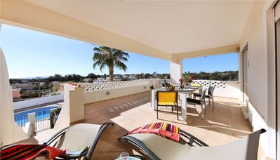 Photo for Beautiful 3 Bedroom Townhouse with Sea View