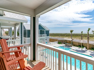 Photo for 3BR Padre Island Townhome w/ Easy Beach Access
