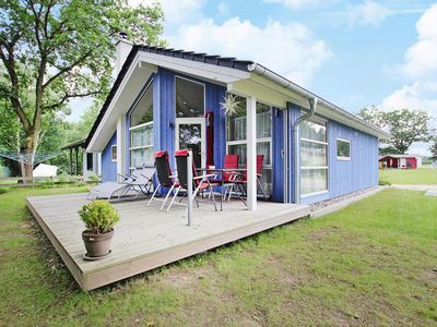 Photo for holiday home Seeadler am Dümmer See, Dümmer  in Schweriner Seenplatte - 4 persons, 2 bedrooms