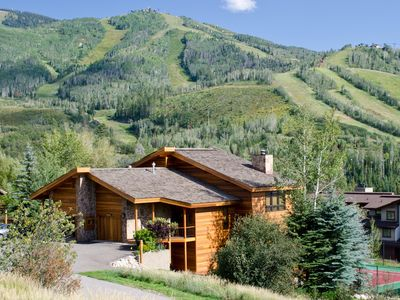 Photo for Luxurious Mountainside Home – The Villa at Steamboat / East