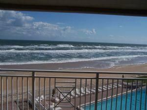 Photo for Stylish Direct Oceanfront Condo w/ Balcony, Free WiFi, 4 Resort Pools & More!
