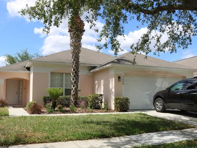 Photo for 4 BR Kissimmee Villa Close to Disney