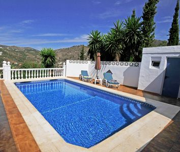 Photo for Nice Spacious Villa with Tropical Garden in Torrox / Nerja