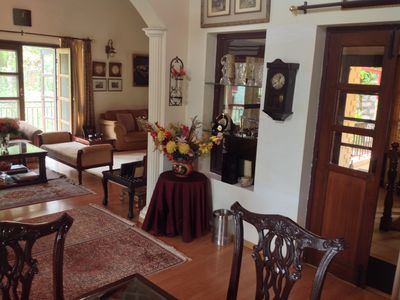 Photo for God's Own Cottage - an idyllic resort in the Kumaon Hills of North India