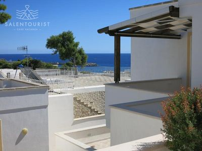 Photo for Elegant and refined villa in Santa Maria di Leuca, in a panoramic location, with a stunning sea view, and a few minutes by the sandy beaches of Pescoluse and Maldive del Salento