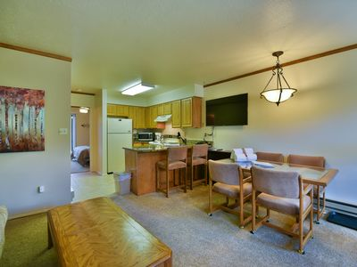 Photo for 1 BR, 1 Bath near Pineview Reservoir, Powder Mountain and Snowbasin