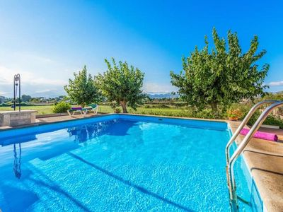Photo for Villa Muralla within walking distance to Alcudia Old Town