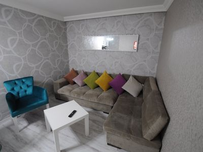 Photo for Ankara Cankaya 1 Bedroom Apartment Daily Rent. Suitable for 2 people.