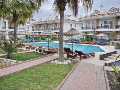 Photo for 2 Bedroom Luxury Residence near the sea side in Calis Beach