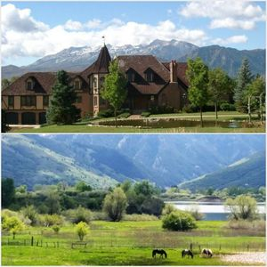 Photo for Magical 10,000sqft Lakefront Mins to Snowbasin & Powder Sleeps 24 6 Bdrms, 5 bth