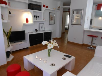 Photo for MODERN APARTMENT IN THE MEDANO CENTRO