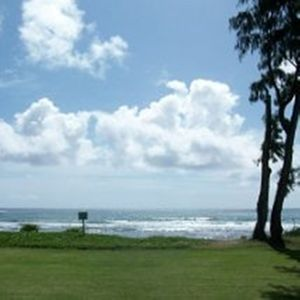 #151 - Direct Oceanfront Kauai Rental By Owner Ocean View FREE WiFi Parking A/C