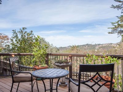 Photo for 1-BR HILL-TOP RETREAT!  ENTIRE FLAT NR UC BERKELEY IN GORGEOUS  WOODSY AREA