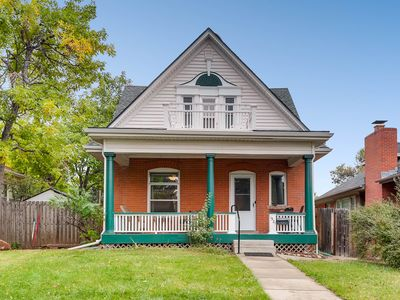 Photo for Downtown Victorian Beautifully Updated Sleeps 7