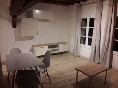 Photo for Apartment in lower town - Chartres - La Corroierie