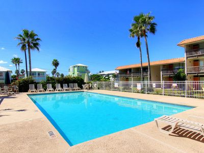 Photo for Flamingo Cay, Beach Walkover, Swimming Pool, Winter Texans Welcome