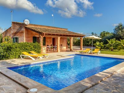 Photo for In a peaceful location with pool - Casa Rústica