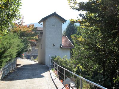 Photo for Vacation home Il Roccolo in Pettenasco - 4 persons, 2 bedrooms