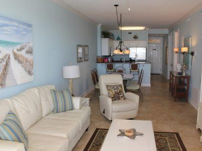 Island Royale P403 - Beautiful Beachfront Condo! Book at a Great Rate