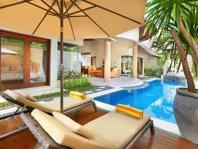 Photo for Peaceful, Private One Bedroom Villa in Central Seminyak