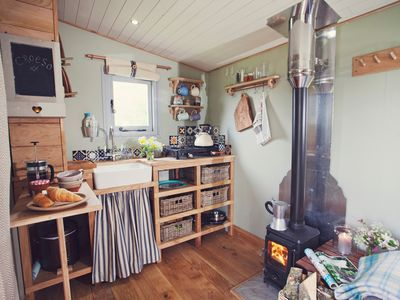 Photo for 1 bedroom Log Cabin in Hay on Wye - 43846