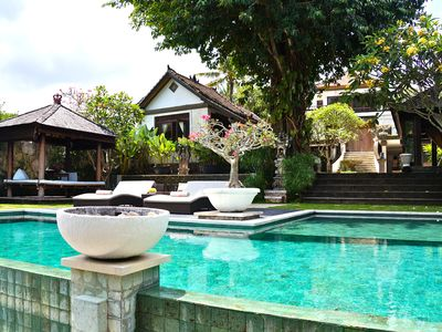 Photo for Modern Elegance Luxury 5 Bedroom Villa, Near Seminyak