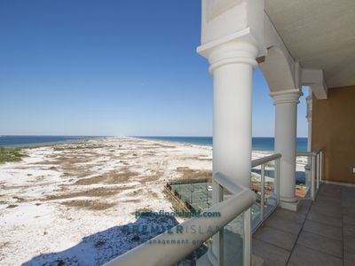 Photo for Updated Elite Gulf & Sound View 2 bed/2.5 Tower 2 -11th Floor Unobstructed View