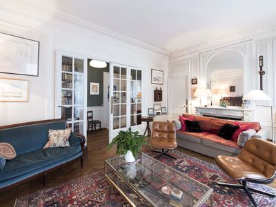 Photo for Tranquility by Le Jardin du Luxembourg - Two Bedroom Apartment, Sleeps 6 (Veeve)