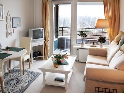 Photo for Modern Apartment in Glücksburg with Ocean View