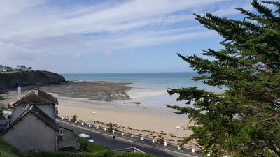 Photo for HOUSE 200 M FROM THE BEACH WITH GARDEN TERRACE PARKING FARM NEAR COMMERCE
