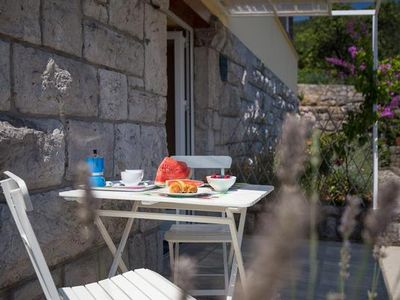 Photo for Holiday apartment Opatija for 1 - 2 persons - Holiday apartment in a villa