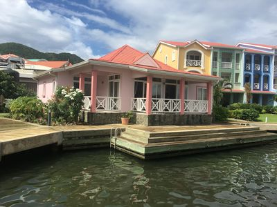 Photo for 2BR House Vacation Rental in Rodney Bay, Gros Islet