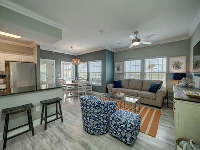 Photo for Pathway to the Sea is a Beautiful, Brand New, Condo just Steps from the Beach