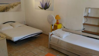 Photo for Studio Suquet, 700 meters from the Palais des Festivals, in the heart of historic Suquet.