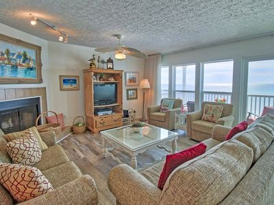 Photo for Sugar Dunes; Gulf Front Condo off 30A! Beach Access from Balcony!