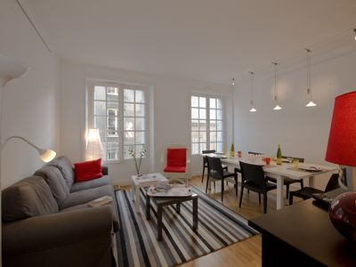 Photo for Holiday apartment Saint-Malo, city centre